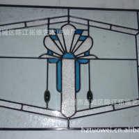 厂家直批装饰铜条玻璃镶嵌装饰厨柜玻璃品质保证支持定制