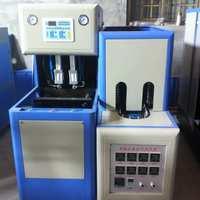 供应实用型吹瓶机二升PET吹瓶机.主要部件保修三年