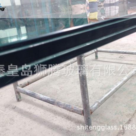 秦皇岛玻璃加工生产厂家供应25mm厚防弹玻璃