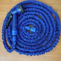 供应编织缠绕水管便携式伸缩水管软管洒水管园林花园水管