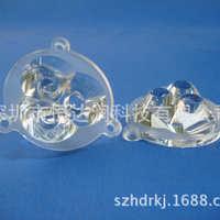 供应大功率LED透镜-35MM3合一组合流明系列