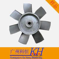 轴流铝叶轮动平衡机,动平衡机,动平衡加工广东广州平衡机批发