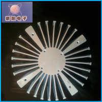 铝 压铸 散热器豪阳铝合金led