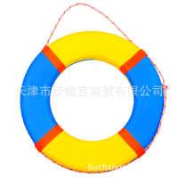 实心泡沫游泳圈EVA免充气游泳馆水库用非救生圈厂家直销定制LOGO