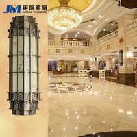 JM-052 酒店、会所 壁灯云石厂家防水