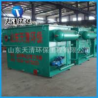 批量制造平流式溶气气浮机污水处理设备溶气气浮机厂家直销