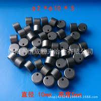 粉末冶金圆形偏心轮振动配件震动电机振动偏心块发黑φ2*φ10*5