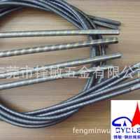 发黑钢丝软轴对讲机信号接收天线钢丝软轴软轴芯定制厂家