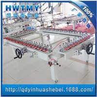 厂家直销机械涡轮式螺杆拉网机机械式绷网机一年质保