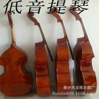 厂家直销椴木倍大提琴低音提琴大贝司夹板大贝司