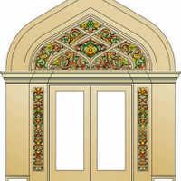 厂家供应生产销售镶嵌教堂玻璃装饰教堂玻璃量大从优