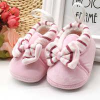 母婴用品批发秋冬棉鞋婴儿鞋软底点胶学步鞋0-1岁宝宝鞋XLW-1