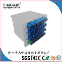【厂家直销】1分32PLCSplitter,卡片式PLC分光器,1*32光分路器