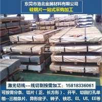 现货供应B35A210开平板冷轧高礠感B35A210矽钢片可按要求分条