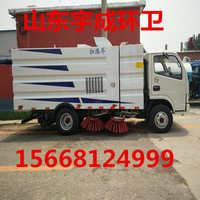 厂家直销自动扫路车多利卡扫路车多功能扫路车免费运输