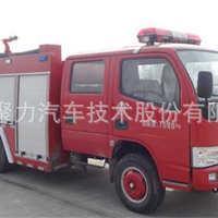 东风国五小型水罐消防车东风小多利卡消防车玉柴85马力消防车