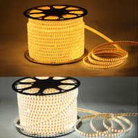 【灯带】供应5050灯带家装酒店灯带厂家供应卧室客厅软高压灯带