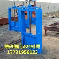 机闸一体式铸铁闸门800*800渠道专用闸门0.8米钢制闸门铸铁水闸门