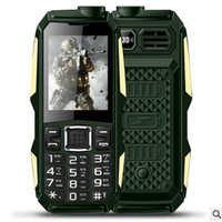 军工电霸小三防手机超长待机老人手机老人机老年机一年免费OEM
