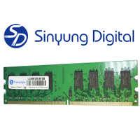 全新1GDDR2800667台式机二代内存条