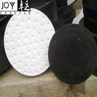 四氟滑板桥梁橡胶支座优质矩形橡胶支座圆式橡胶支座质量保证