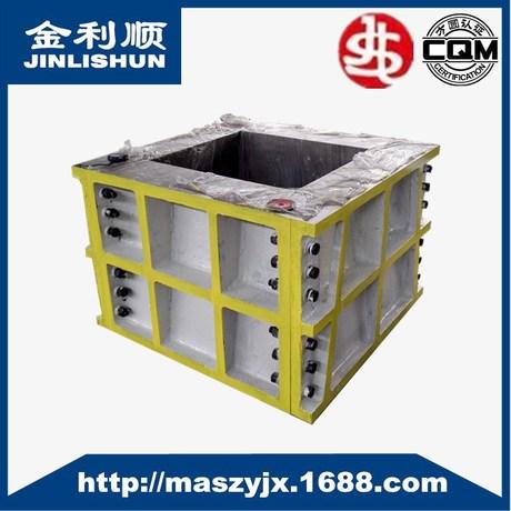 压实模具设计与制造膨润土压实颗粒状建材压实模具