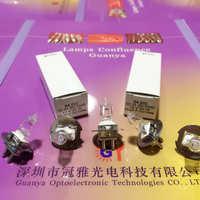 欧司朗6426012V30W分析仪器灯泡蔡司裂隙灯灯泡眼科投影仪米泡
