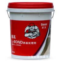 德高L-Bond界面处理剂防水抗渗增强粘结力水泥砂浆抹灰添加剂