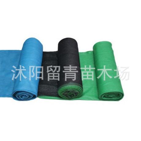 厂家直销6针黑色遮阳网防晒网pe网遮阳率是95%防尘网农用