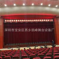 厂家专业制作舞台升降乐池假台口升降伸缩旋转舞台