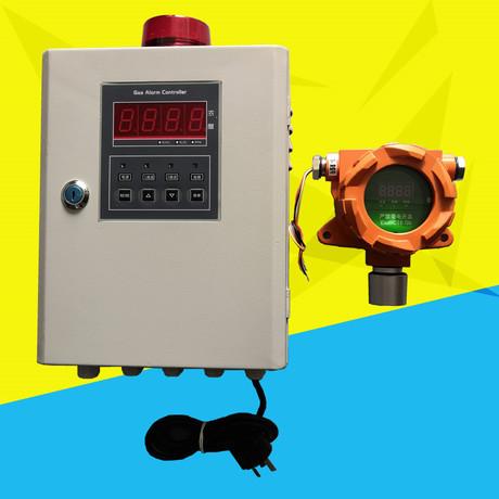 可燃气体报警器QD6370单通道气体控制器固定式苏州销售安装