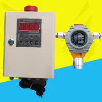 苏州销售安装煤气泄露报警器S100固定在线式厨房煤气浓度检测仪
