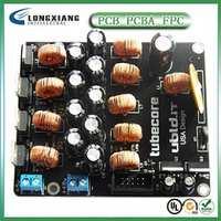 网络播放器电路板生产,PCBA加工SMT贴片后焊一站式.