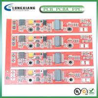 伺服定位系统电路板生产,PCBA加工SMT贴片后焊一站式.