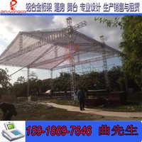 大型舞台灯光架铝合金灯光架大量供应插销式TRUSS架