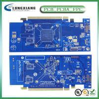 多功能包装机电路板生产,PCBA加工SMT贴片后焊一站式.