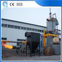 24小时连续稳定运行海琦垃圾热解气化炉对接用能设备省钱环保