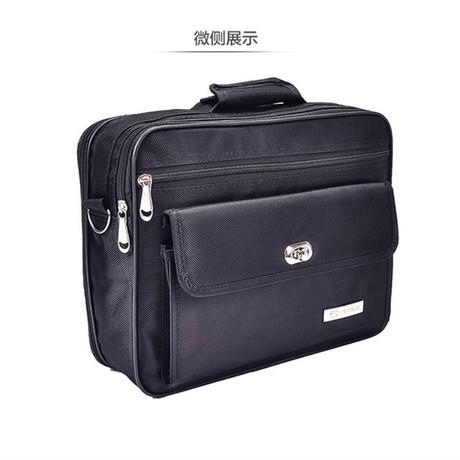 2020新款商务男包电脑包斜跨手提可定做包男士大容量公文商务包包