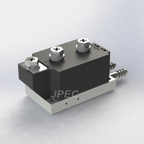 普通工業 大功率 水冷型硅模塊JPEC上海