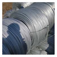 供应q235普通圆钢生产建筑镀锌盘圆热镀锌圆钢现货供应接地避雷