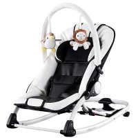 CHBABY婴儿摇篮宝宝哄睡神器电动摇椅儿童安抚摇摇椅多功能小摇床