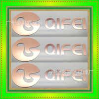 不干胶电镀彩色分体标电铸彩色分体标家电金属分体标分体标