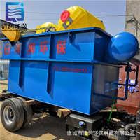 厂家直销清润食品洗涤污水处理设备诸城QRQF型食品污水处理设备