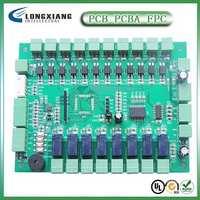 视频采集卡电路板生产,PCBA加工SMT贴片后焊一站式.