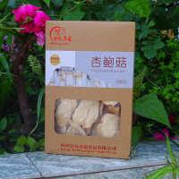 合众养道杏鲍菇干货批发厂家直销品质款食用菌干片盒装120G/盒