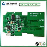 硬盘录像机电路板生产,PCBA加工SMT贴片后焊一站式.