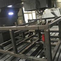 大型结构焊接件加工支架焊接件加工大型数控龙门铣机械加工