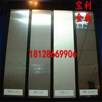 氧化香槟金色彩色黑色标牌铝板拉丝打孔CNC加工铝板6061/6063铝板