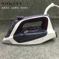 sokany2085熨斗蒸汽熨斗自动断电移动感应家用强大蒸汽