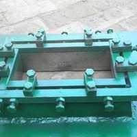 砖厂专用耐磨砖机口龙口合金砖机口煤矸石砖机口精石砖机口可定做